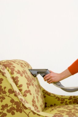 Upholstery cleaning by Steam Master Carpet & Upholstery Cleaning Inc