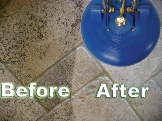 Tile & Grout Cleaning in Pisgah Forest NC
